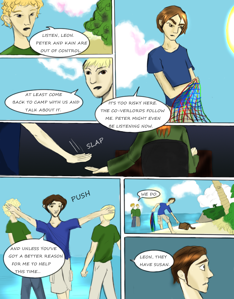 Chapter One: Page Nine