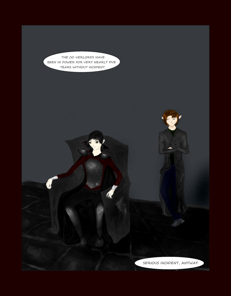 Chapter One: Page Three