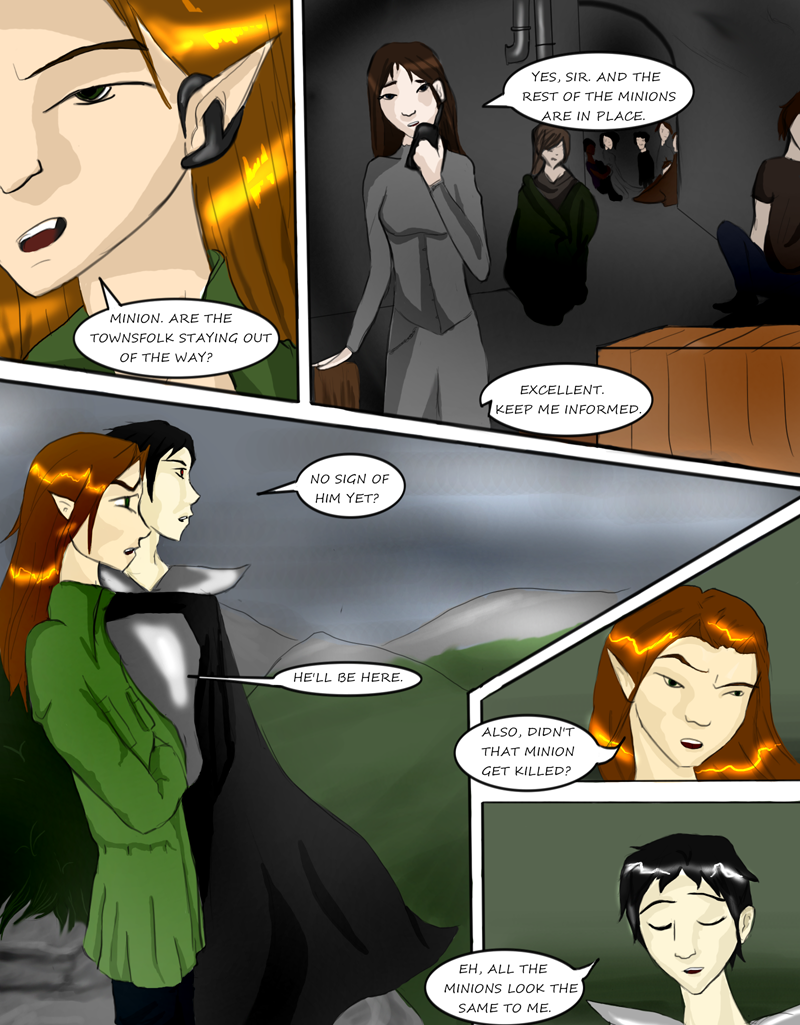 Chapter Two: Page Five