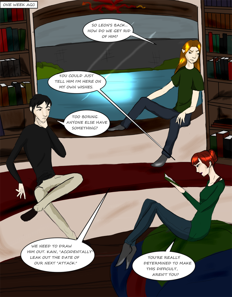 Chapter Two: Page Two