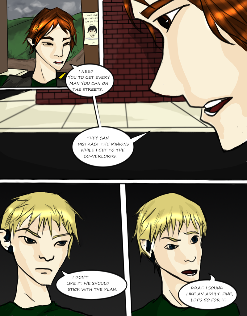 Chapter Two: Page Eleven