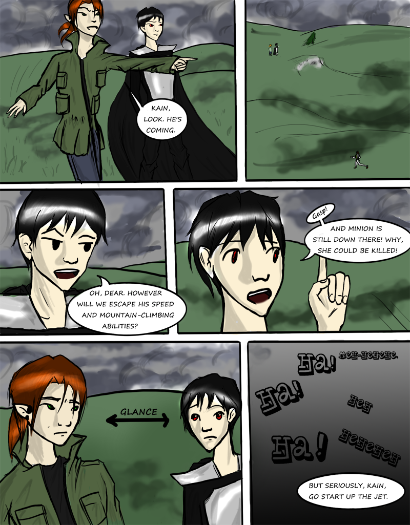 Chapter Two: Page Nineteen