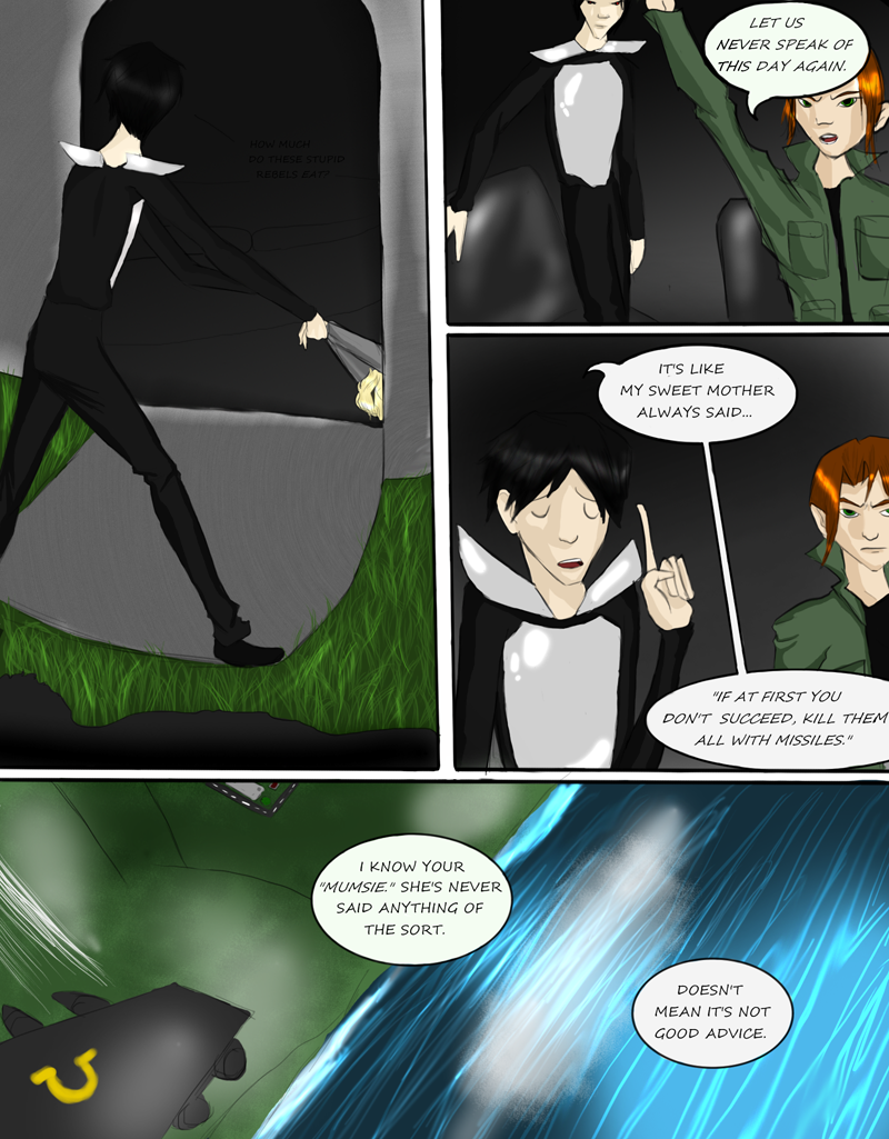 Chapter Two: Page Twenty Nine