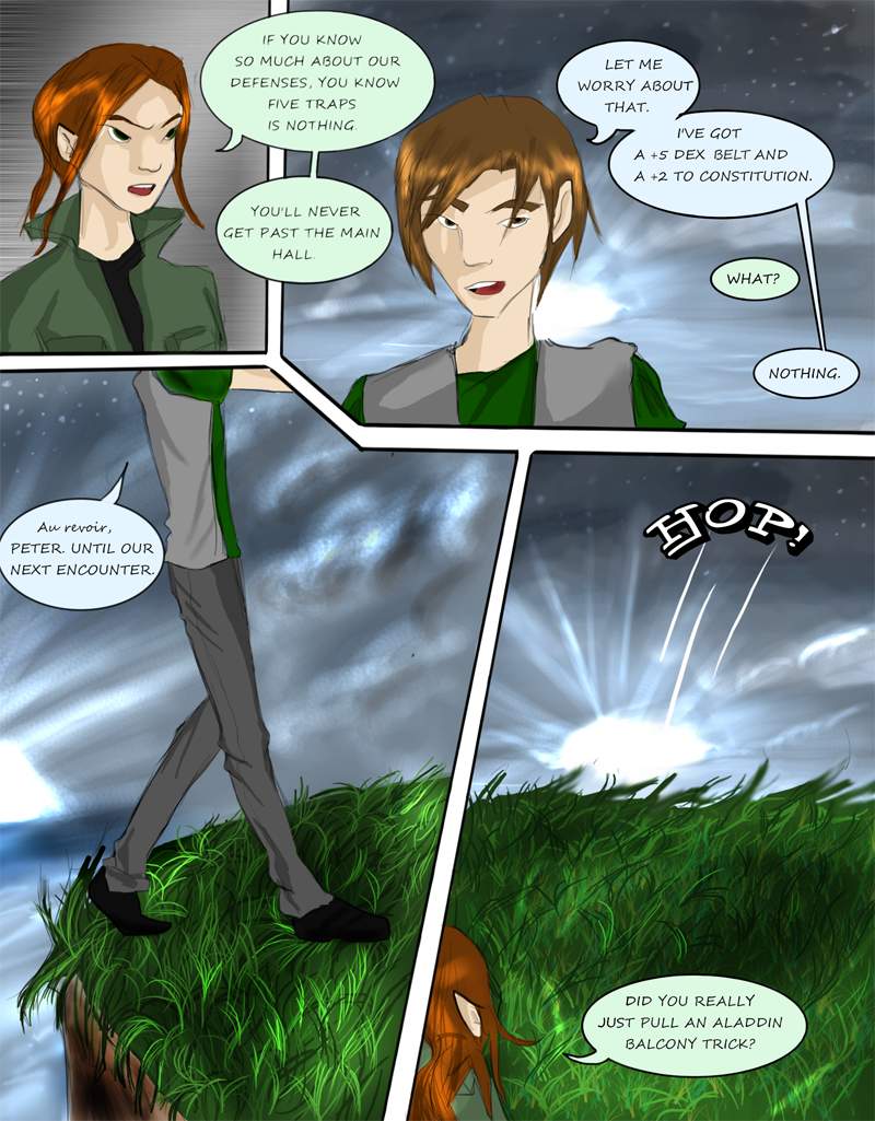 Chapter Two: Page Twenty Seven