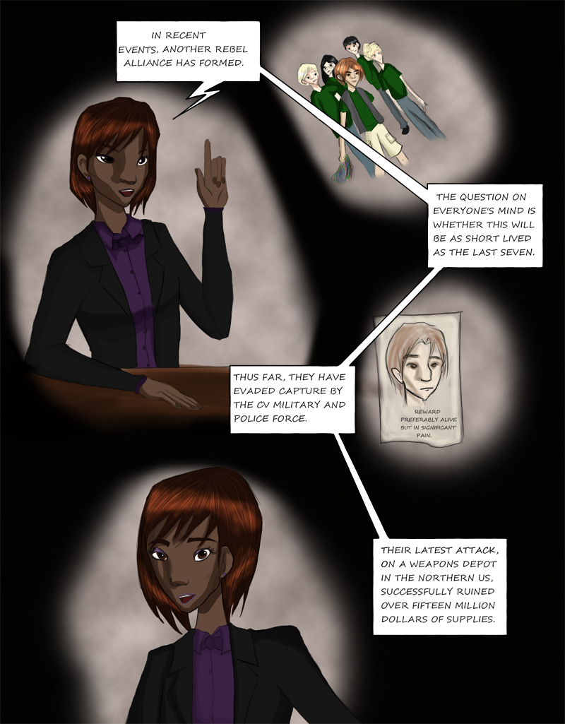 Chapter Three: Page Five