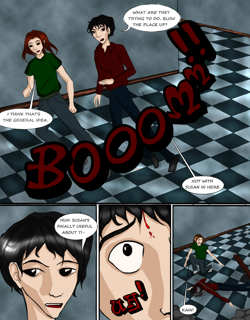 Chapter Three: Page Nine