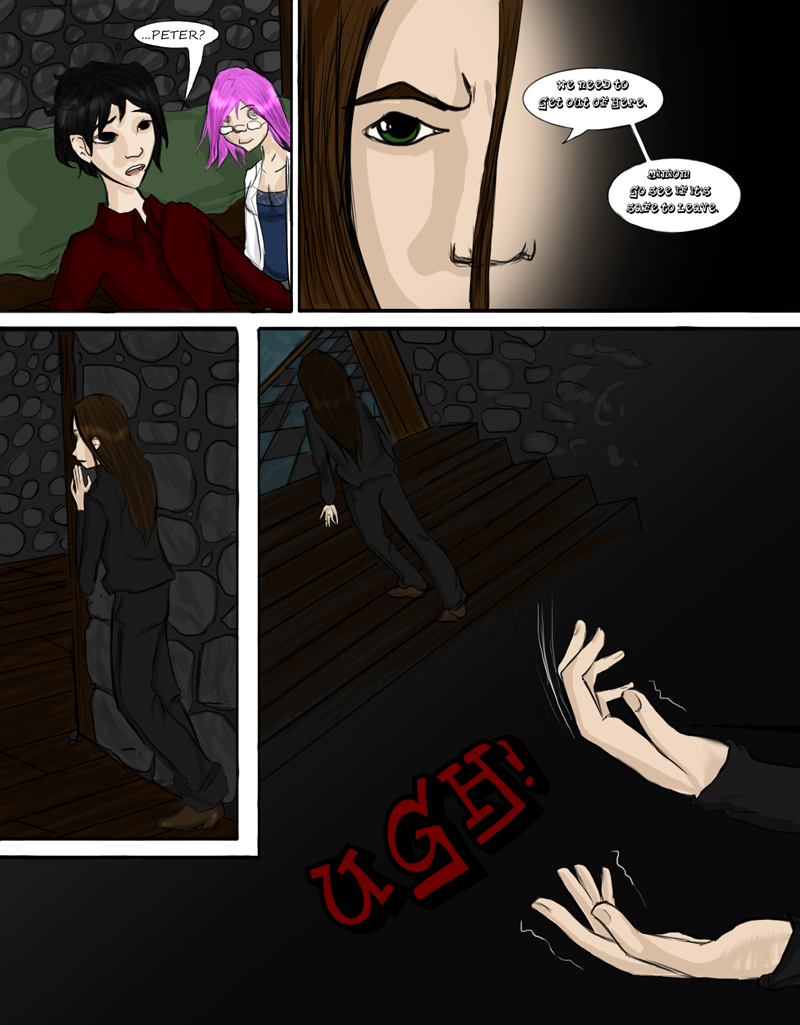 Chapter Three: Page Fifteen