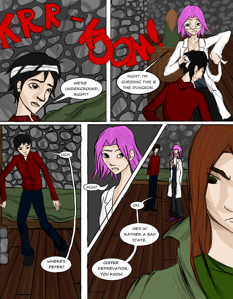 Chapter Three: Page Fourteen