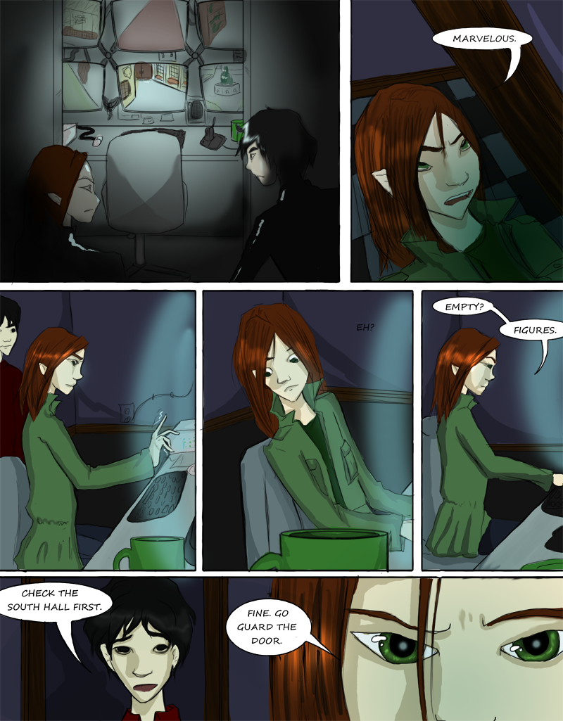 Chapter Three: Page Eighteen