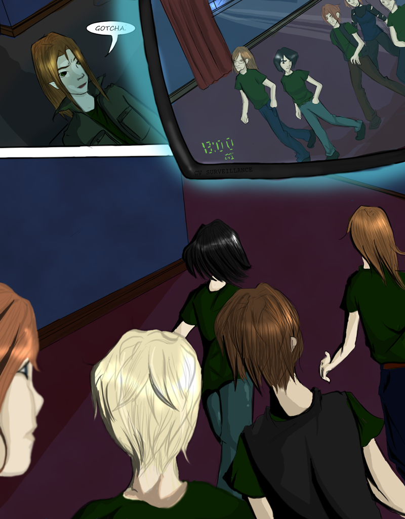 Chapter Three: Page Nineteen