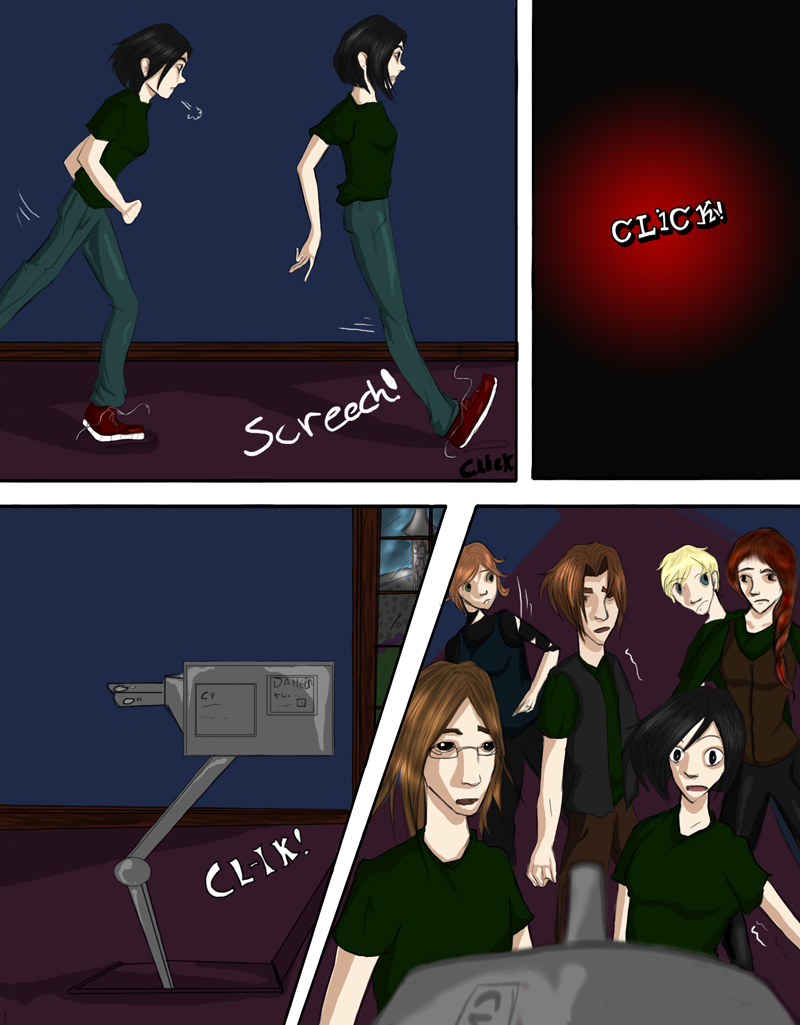 Chapter Three: Page Twenty
